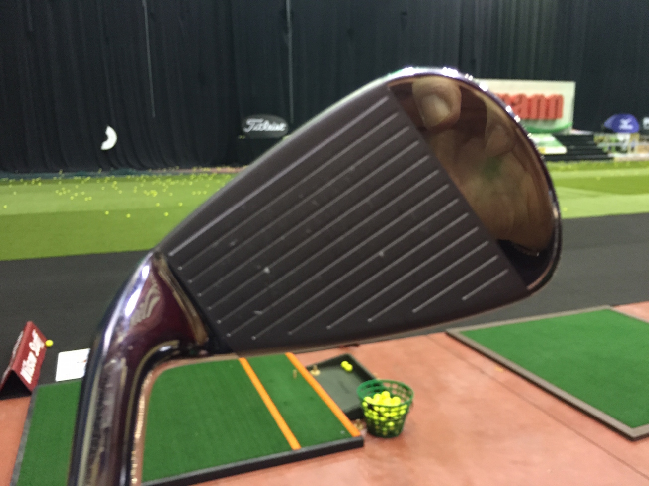 Fiera del Golf Parma 2015 le foto ed i video di Italian Golf Show e le prove dei materiali25 - Fiera del Golf Parma: le foto ed i video di Italian Golf Show