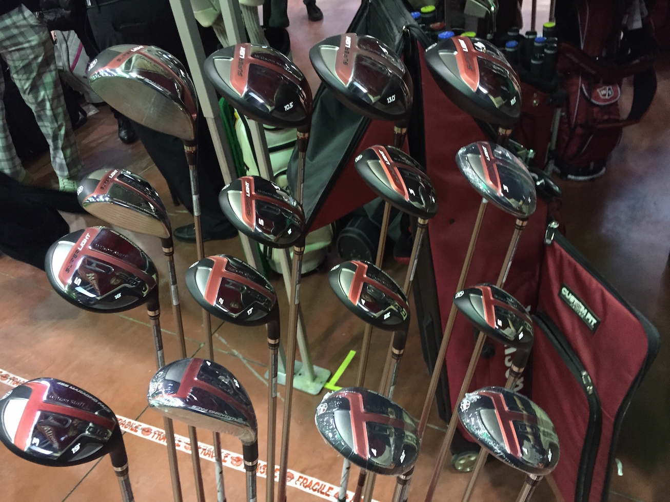Fiera del Golf Parma 2015 le foto ed i video di Italian Golf Show e le prove dei materiali26 - Fiera del Golf Parma: le foto ed i video di Italian Golf Show