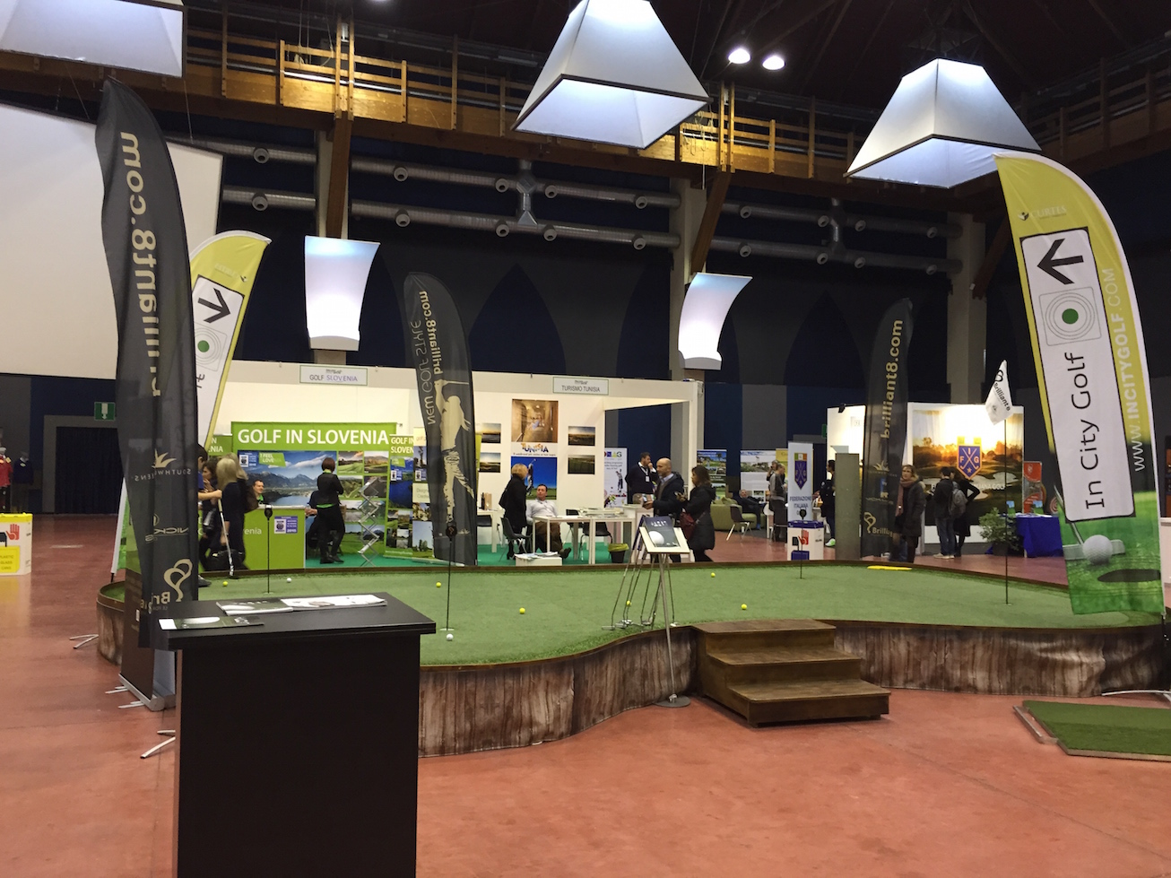 Fiera del Golf Parma 2015 le foto ed i video di Italian Golf Show e le prove dei materiali37 - Fiera del Golf Parma: le foto ed i video di Italian Golf Show
