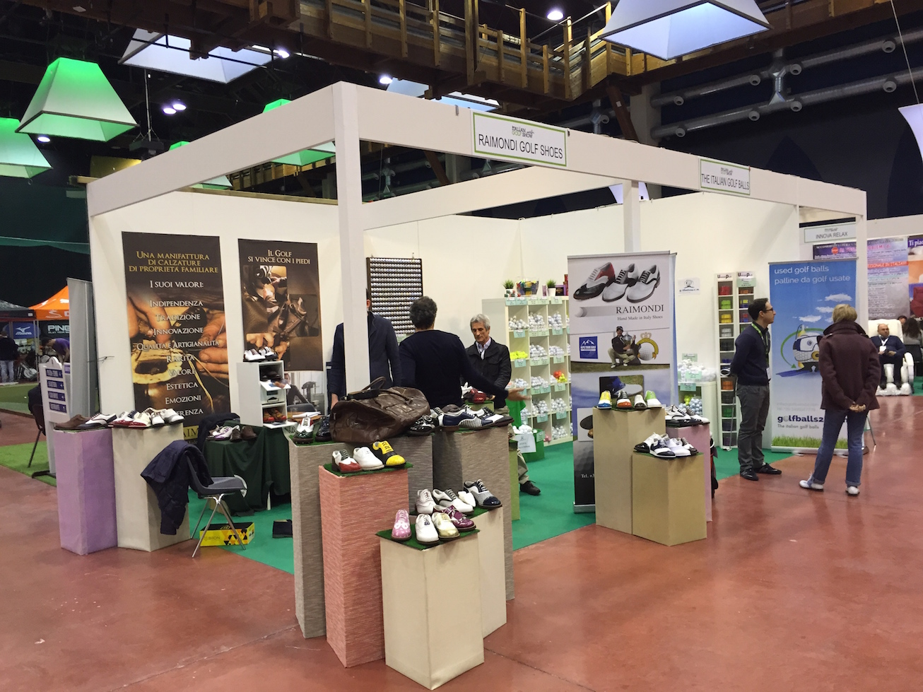 Fiera del Golf Parma 2015 le foto ed i video di Italian Golf Show e le prove dei materiali38 - Fiera del Golf Parma: le foto ed i video di Italian Golf Show