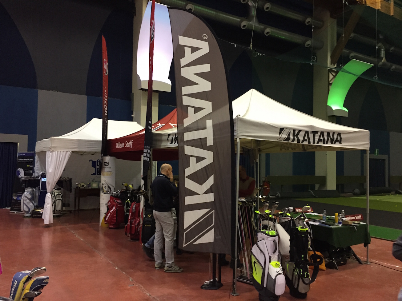 Fiera del Golf Parma 2015 le foto ed i video di Italian Golf Show e le prove dei materiali40 - Fiera del Golf Parma: le foto ed i video di Italian Golf Show