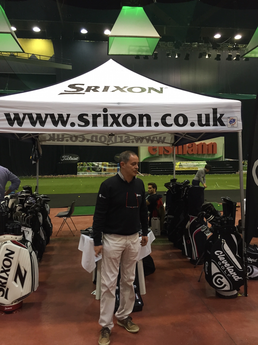 Fiera del Golf Parma 2015 le foto ed i video di Italian Golf Show e le prove dei materiali41 - Fiera del Golf Parma: le foto ed i video di Italian Golf Show