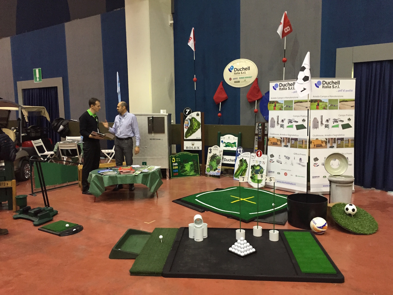 Fiera del Golf Parma 2015 le foto ed i video di Italian Golf Show e le prove dei materiali43 - Fiera del Golf Parma: le foto ed i video di Italian Golf Show