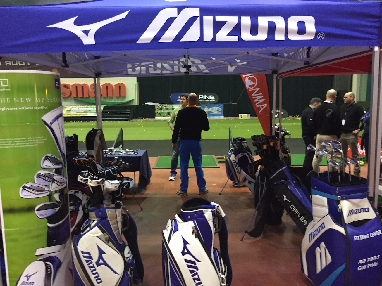 Fiera del Golf Parma 2015 le foto ed i video di Italian Golf Show e le prove dei materiali49 - Fiera del Golf Parma: le foto ed i video di Italian Golf Show