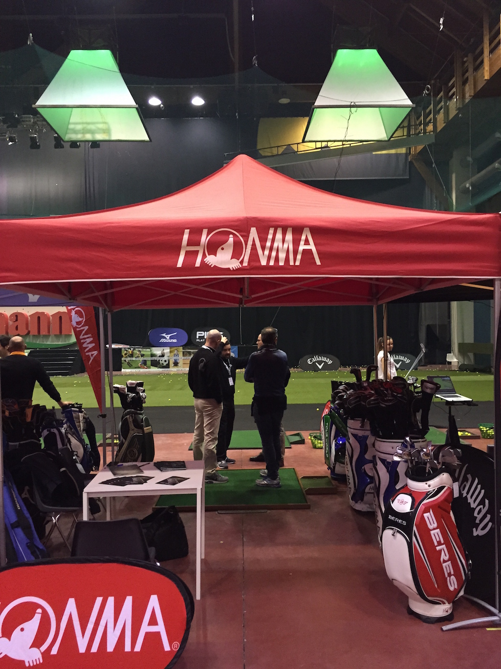 Fiera del Golf Parma 2015 le foto ed i video di Italian Golf Show e le prove dei materiali50 - Fiera del Golf Parma: le foto ed i video di Italian Golf Show