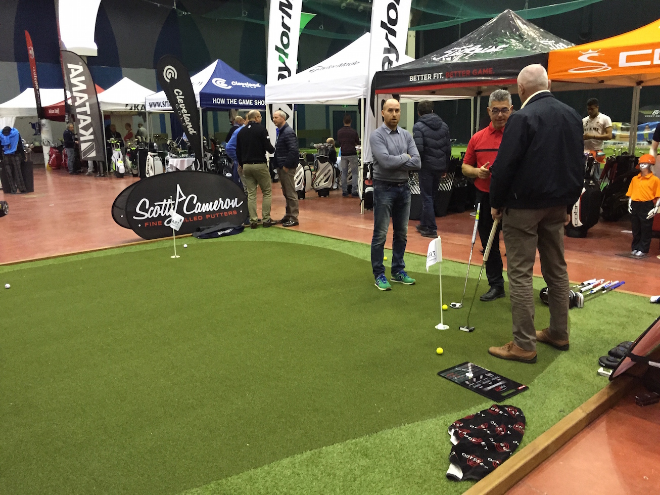 Fiera del Golf Parma 2015 le foto ed i video di Italian Golf Show e le prove dei materiali56 - Fiera del Golf Parma: le foto ed i video di Italian Golf Show