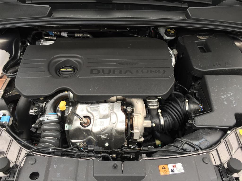 Ford Focus nuovi motori 11 - Nuovi motori Ford Focus, un breve ma intenso test