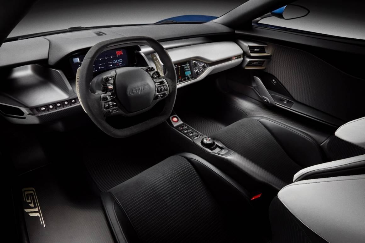 Tecnologie innovative Ford
