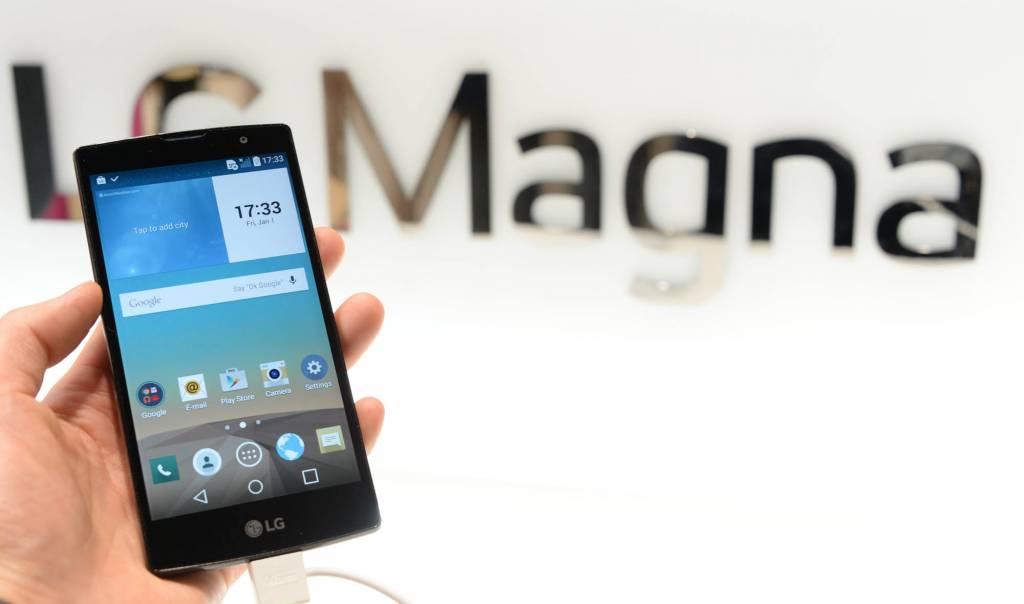 LG MWC LG Magna 1024x604 - LG: tutti i prodotti presentati al MWC 2015