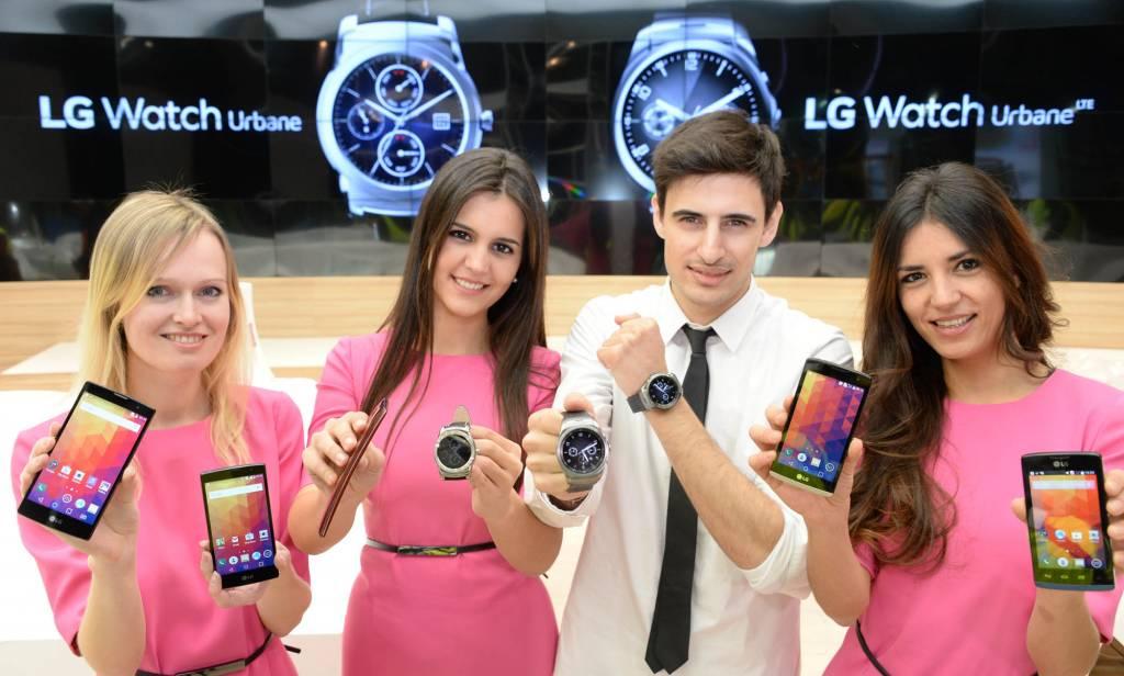 LG Mobile World Congress 2015 1024x616 - LG: tutti i prodotti presentati al MWC 2015