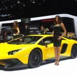 Lamborghini Aventador 5 Medium 150x150 - Lamborghini Aventador al Salone di Ginevra 2015, foto e video