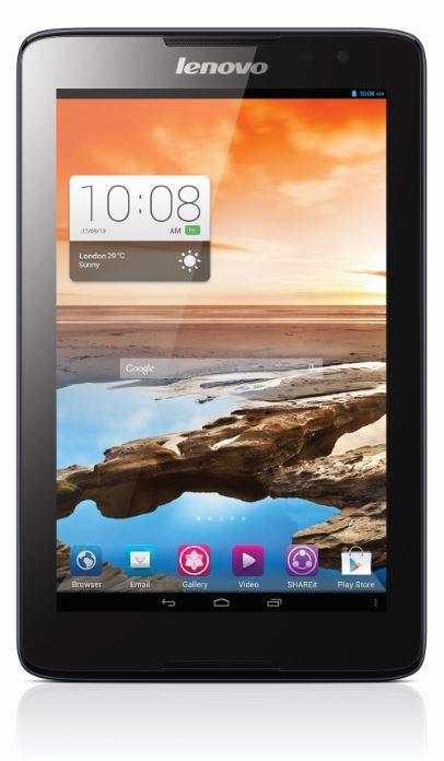 Lenovo TAB 2 A8 - Lenovo presenta al MWC nuovi tablet Android e Windows per il mercato consumer