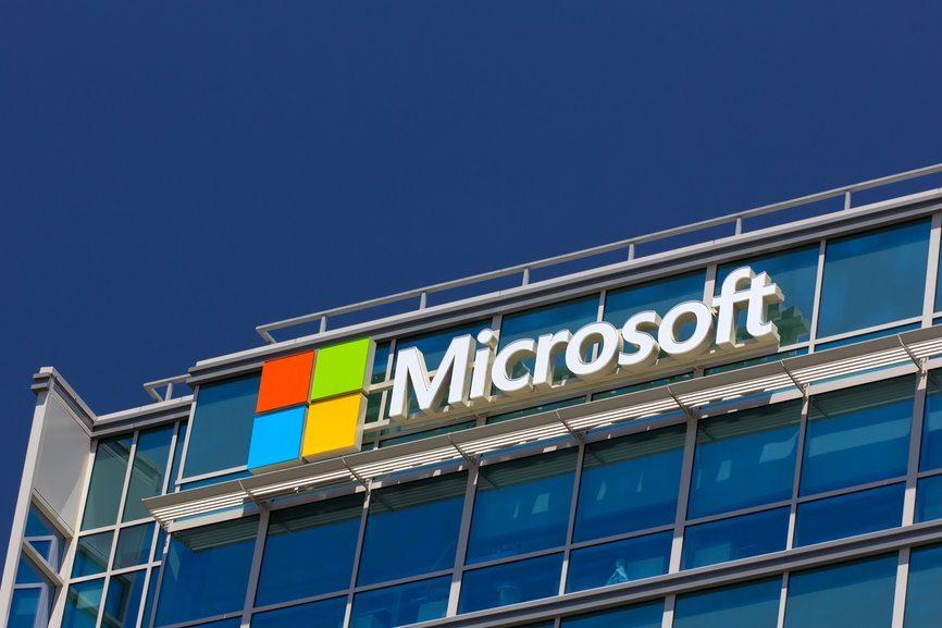 Microsoft 40 anni