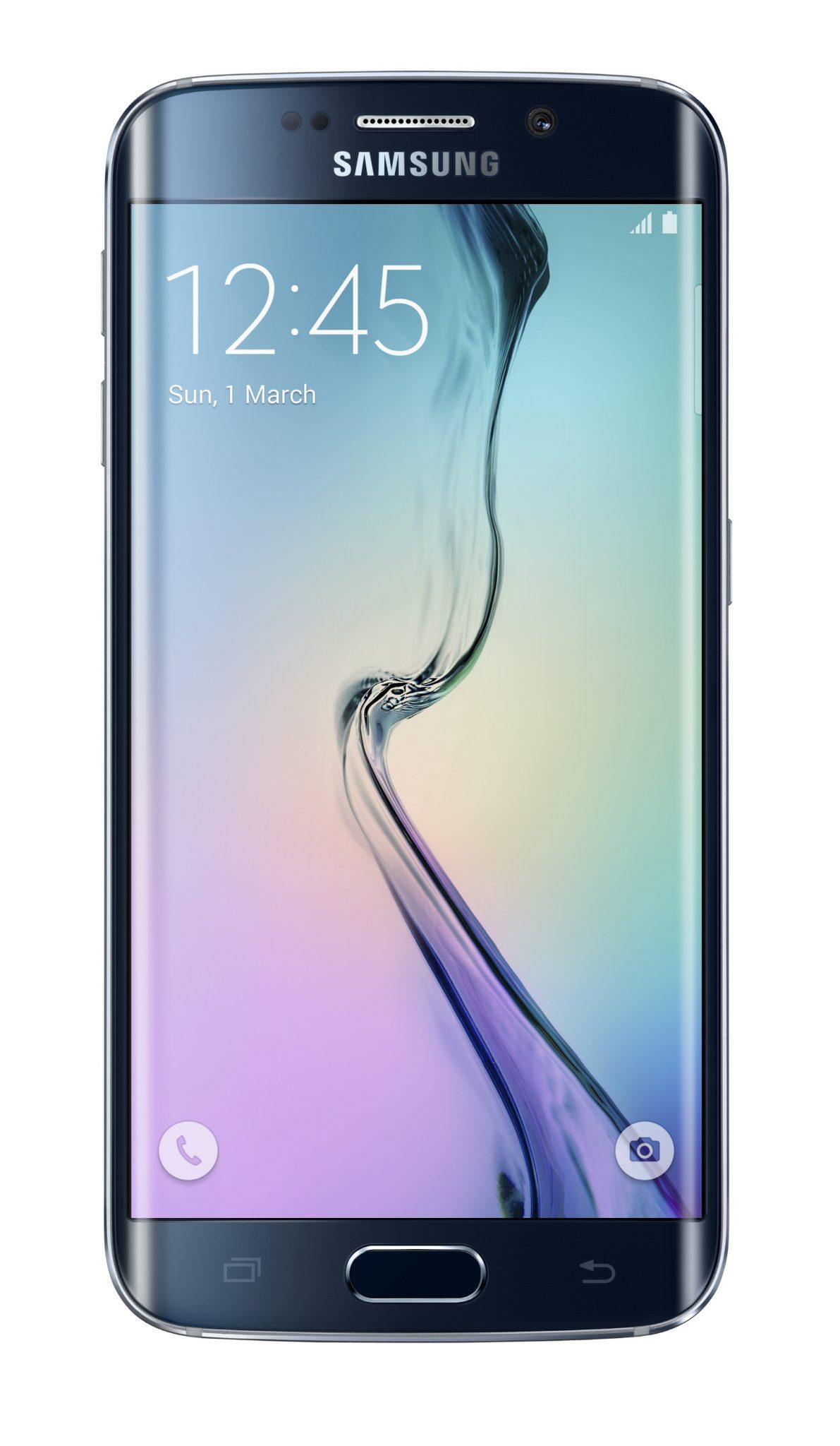 Samsung Galaxy S6 Edge - Samsung presenta Galaxy S6 e Galaxy S6 edge