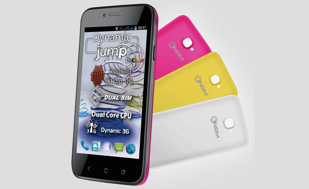 Schermata 2015 03 30 alle 21.43.44 - Smartphone colorati e convenienti: i nuovi modelli NGM