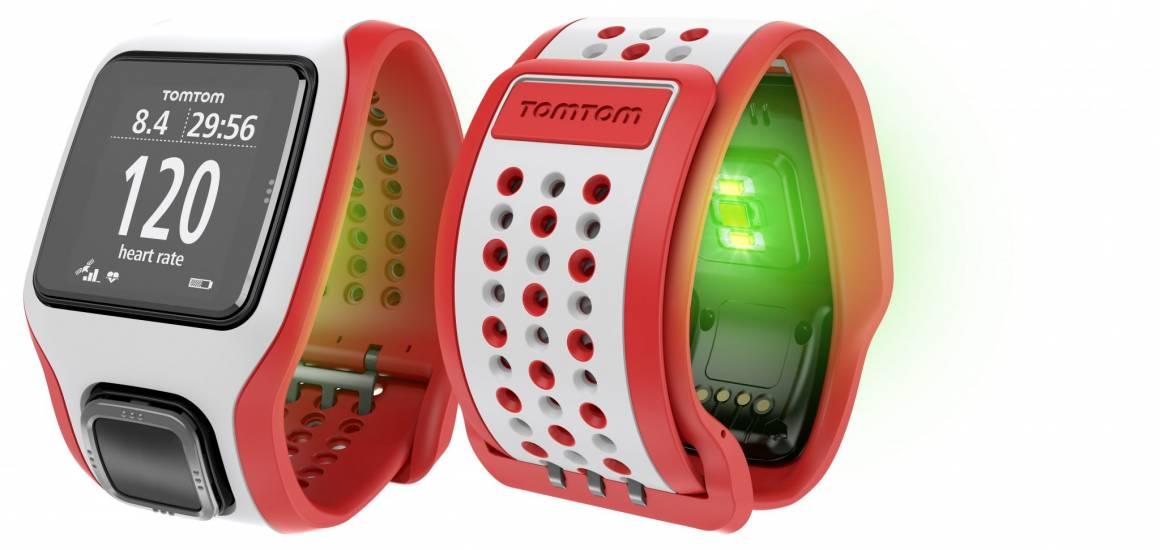 TomTom Cardio 1160x550 - TomTom presenta l'orologio GPS sportivo TomTom Cardio