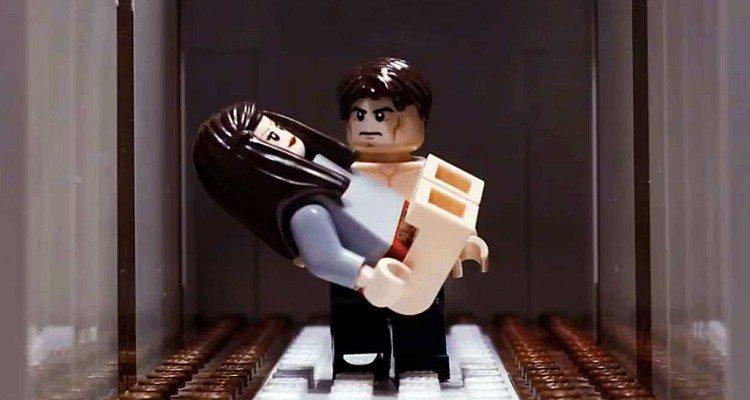 trailer con i Lego