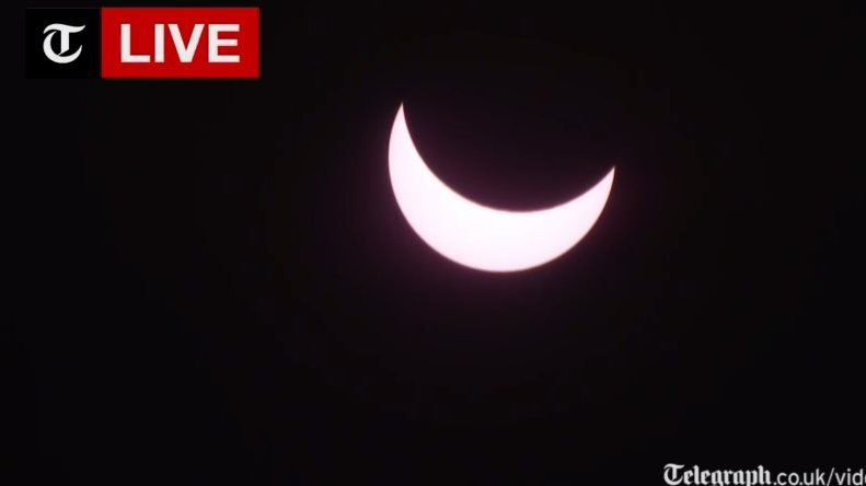 sshot 1 - Foto Eclissi solare 20 marzo: le splendide immagini