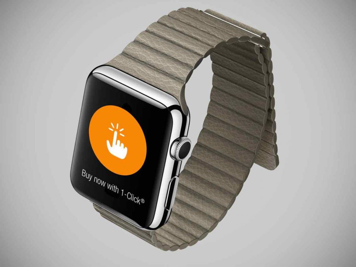 Amazon lancia app per Apple Watch 1160x870 - Amazon lancia app per Apple Watch: comprare dallo smartwatch