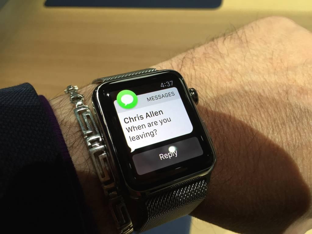 Apple Watch anteprima a sorpresa al fuorisalone Milanese14 1024x768 - Apple Watch anteprima a sorpresa al #fuorisalone Milanese: catalizza l'attenzione del pubblico