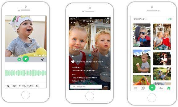 Creare il diario fotografico e video del proprio bimbo con Lifecake di Canon - Creare il diario fotografico e video del proprio bimbo con Lifecake di Canon