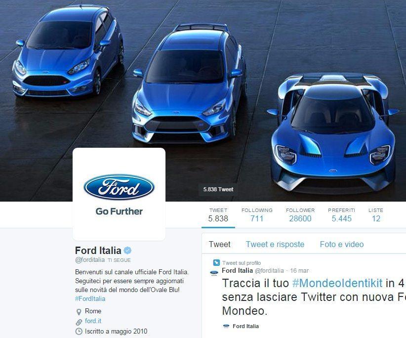 Salone del Mobile 2015 Ford