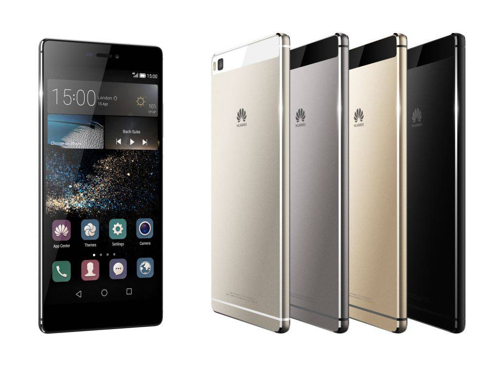 P8 Photo1 4 colors 1024x755 - Huawei lancia P8, lo smartphone rivoluzionario con funzionalità light painting