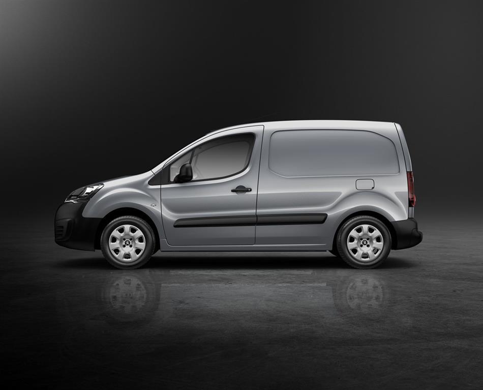 nuovo Peugeot Partner