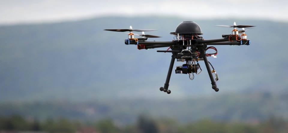 Roma Drone Expo Show 2015