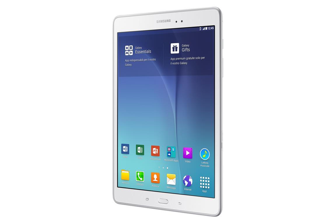 Samsung Galaxy Tab A lateral Medium - Samsung Galaxy Tab A, svelato il nuovo tablet