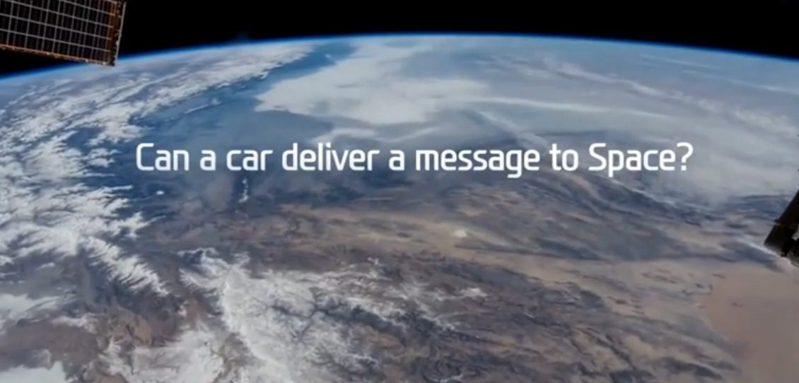 "Schermata 2015 04 14 alle 17.18.46 - Hyundai Motor Company realizza l'incredibile campagna ""A Message to Space"""