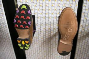 Vibram sole Factor3 300x200 - La scarpa che si illumina e vibra: Smart shoe Vibram Lenovo