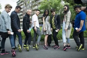Vip Experience2 300x200 - La scarpa che si illumina e vibra: Smart shoe Vibram Lenovo