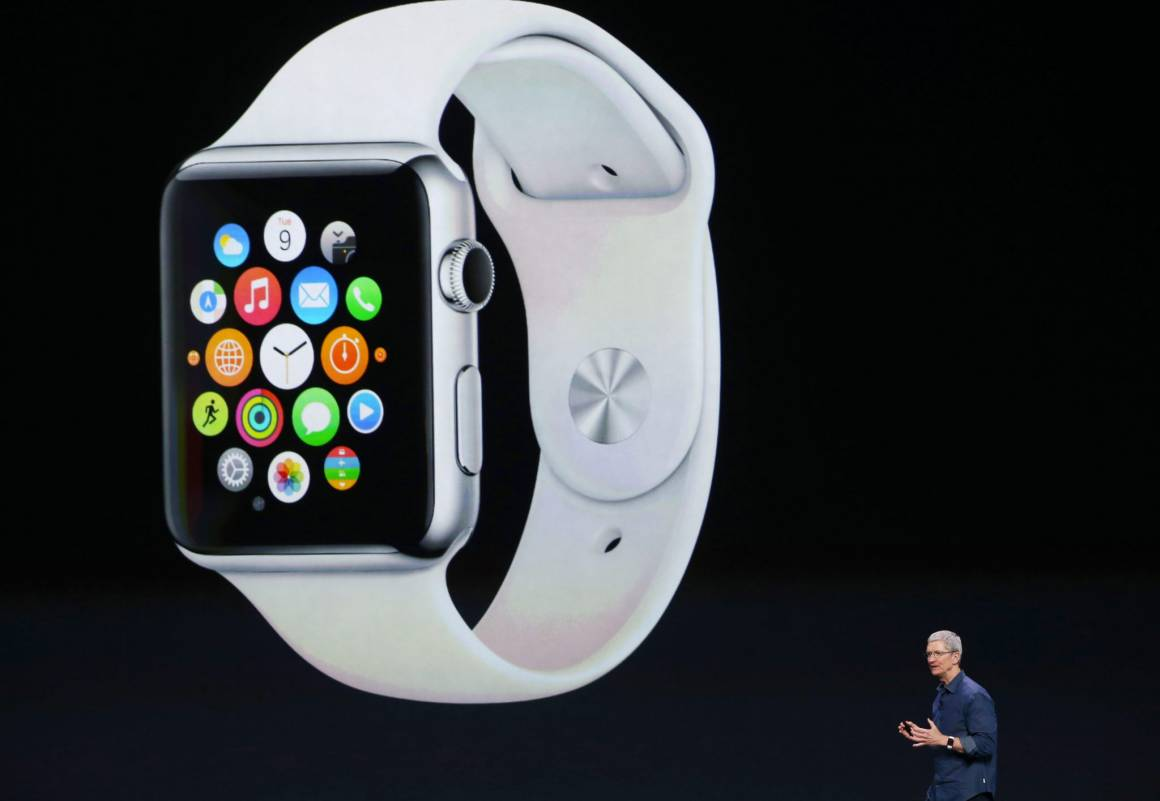 applewatch 1160x801 - Smartwatch Apple da record: 8,2 milioni di pezzi venduti. Samsung insegue a stento