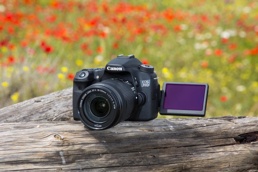 canon eos70 - Scegli le migliori fotocamere digitali Wi-Fi mirrorless e reflex per scattare foto incredibili