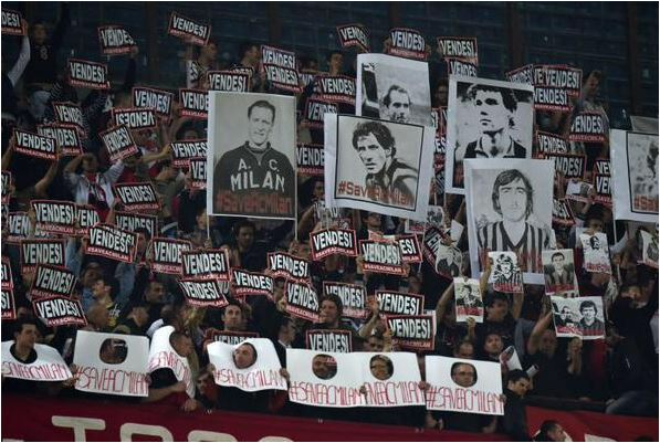 Crisi Milan