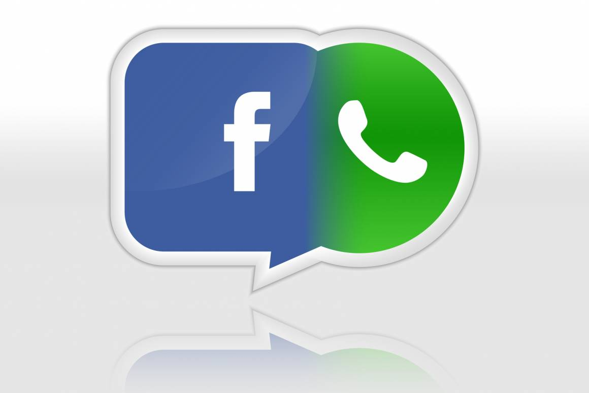 Facebook con WhatsApp