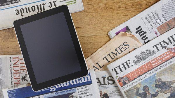 giornalismo - Digital News Initiative: editori uniti intorno a Google