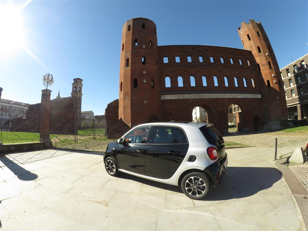 nuova smart fourfour 90