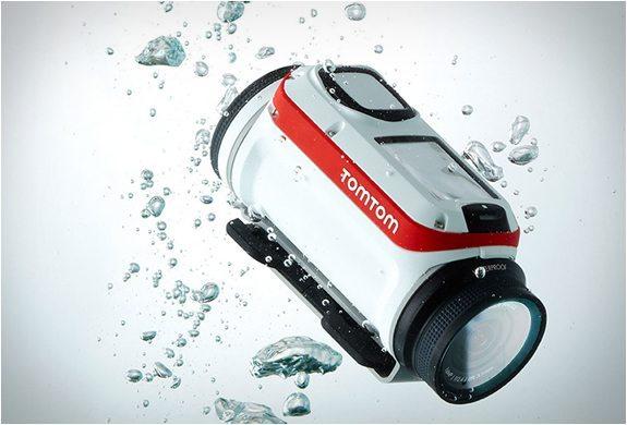 tomtom - Migliori Action cam: Tomtom Bandit sfida GoPro