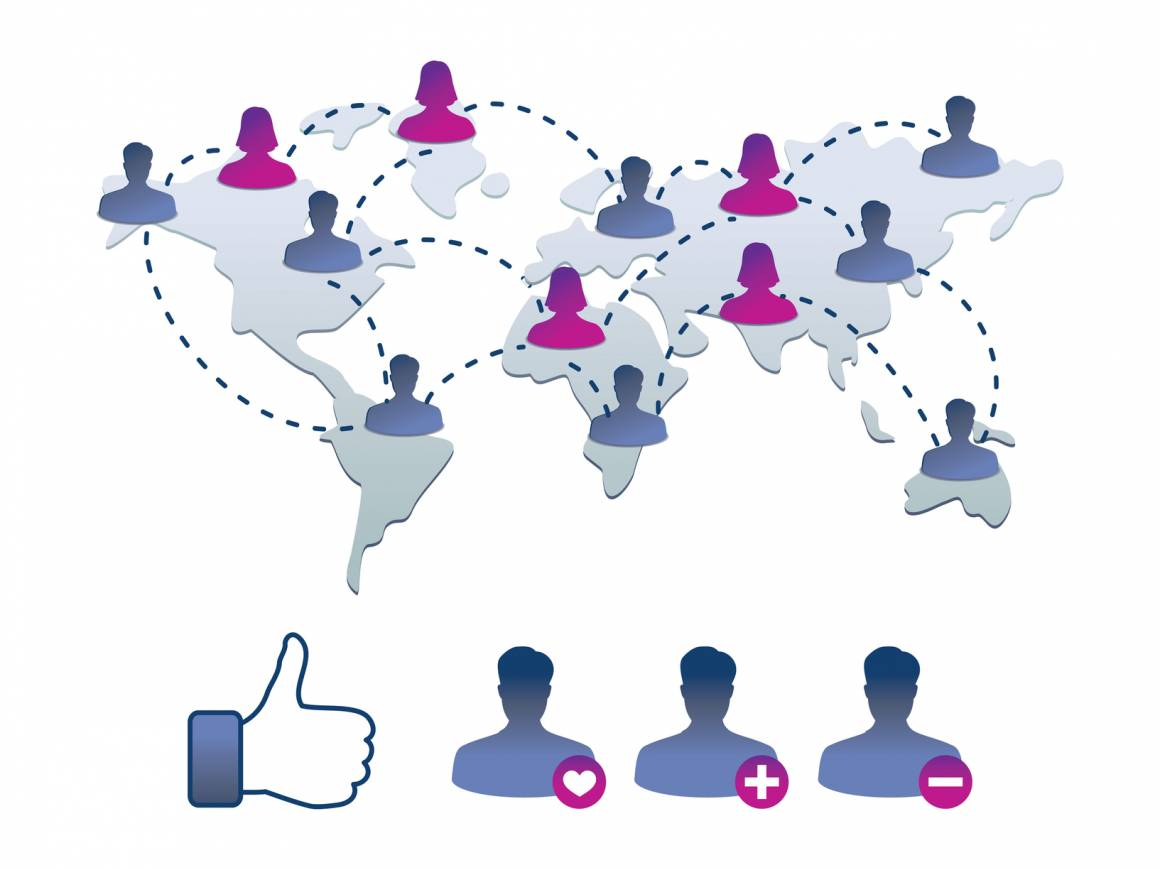 Funzione traduttore di Facebook