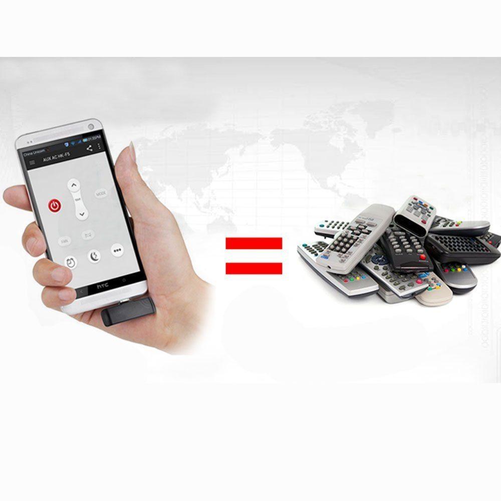 61rfRXon1ML. SL1000  - Come usare il telefono come telecomando
