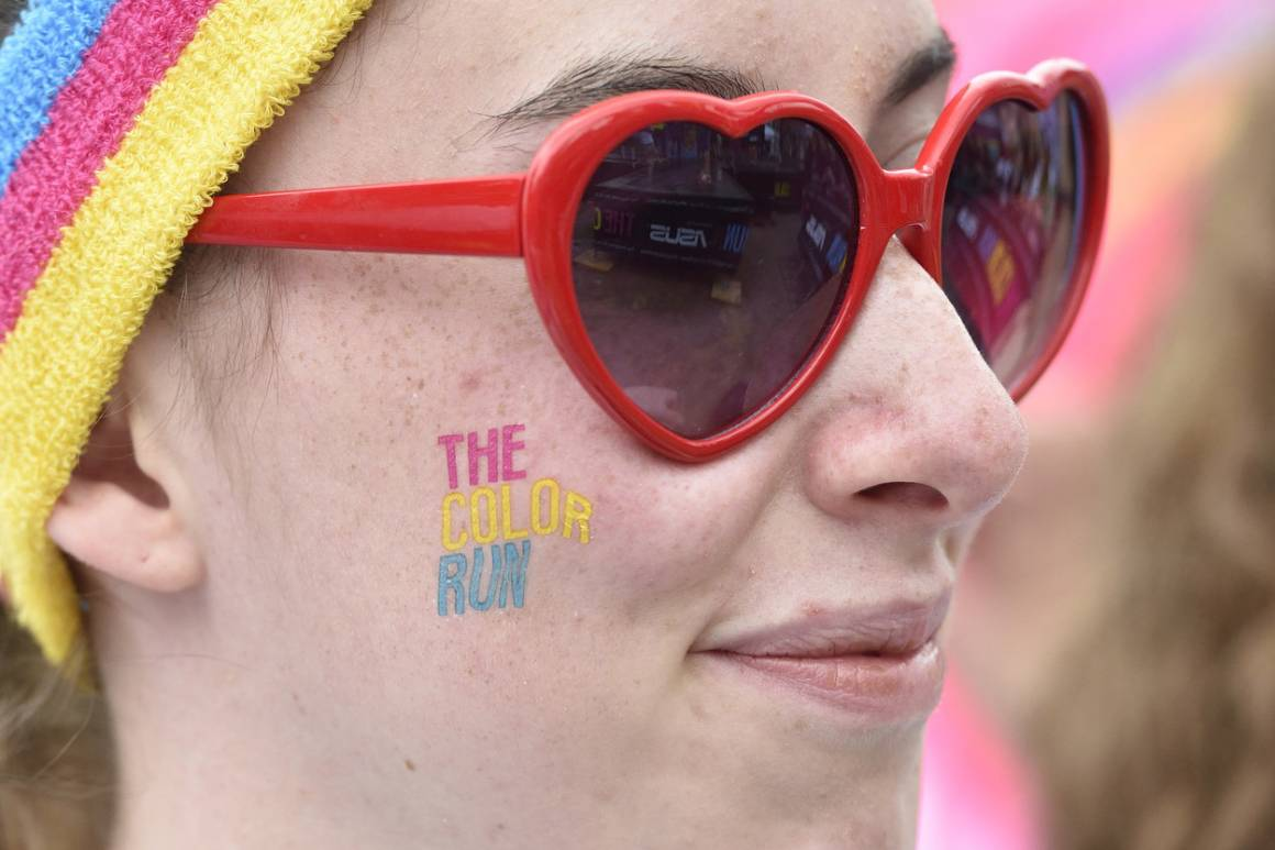 FLS49181 1160x773 - The Color Run: 15 mila iscritti per la tappa del 6 giugno a Trento