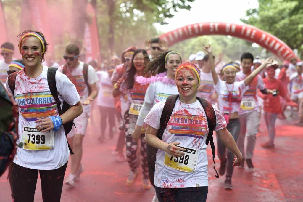 FLS5494 1024x682 - The Color Run a Firenze: 20.000 color runner tra cui Fiona May