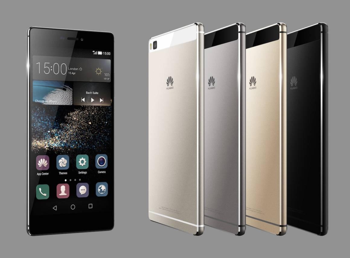 Lancio ufficiale di Huawei P8 1160x853 - Huawei al Ces 2017 punta a diventare numero 1 al mondo. Ecco come