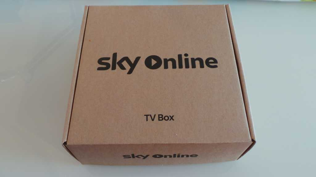 Sky Online TV Box 028 1024x576 - Unboxing Sky Online TV Box e prime impressioni