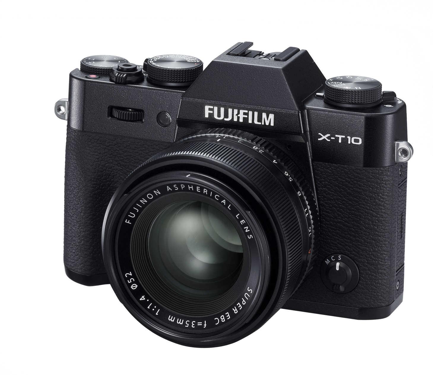 Nero Fujifilm BLC-XT10 Borsa in Pelle per X-T10