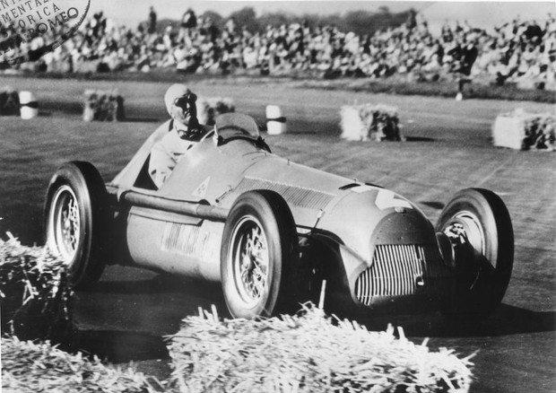alfaromeo - 65 anni fa la prima vittoria in F1 di Alfa Romeo