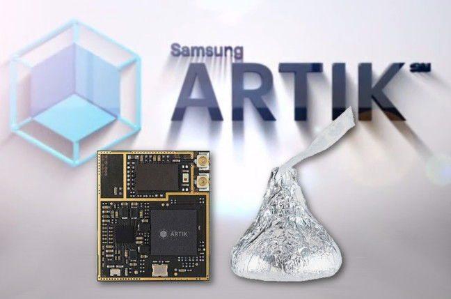 artik - Artik: Samsung migliora la vita con un chip