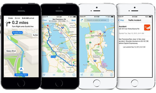 coherent navigation - Mercedes Audi e Bmw comprano le mappe Here di Nokia